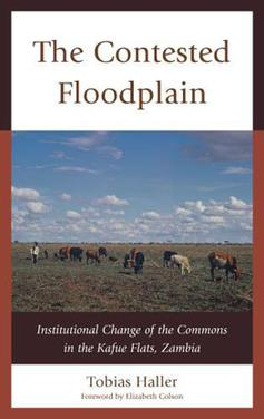 """Book Cover of """"The Contested Floodplain"""""""