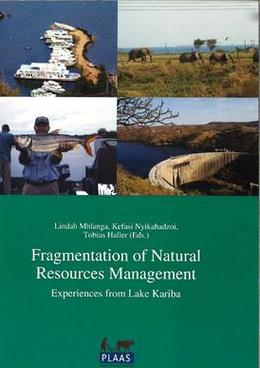 """Book Cover of """"Fragmentation of Natural Resources Management"""""""