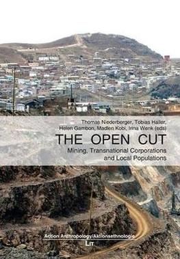 """Book Cover of """"The Open Cut"""""""