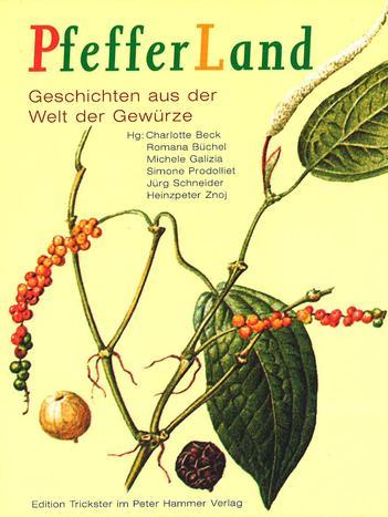 Cover des Buches Pfefferland