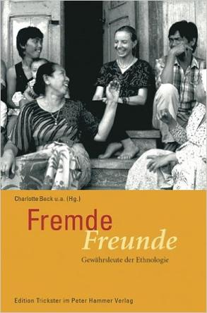 Cover des Buches Fremde Freunde