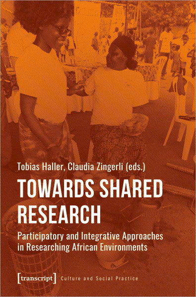 Book: Towards Shared Research
